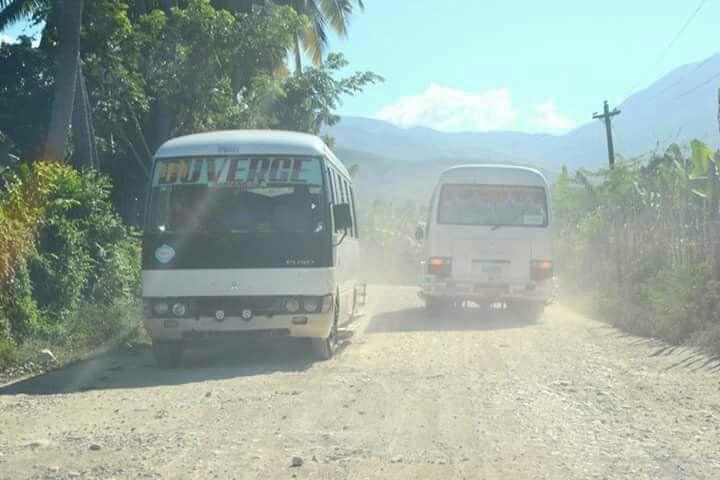 1 3971 - Dirigente comunitario,pide la pronta intervención de la carretera Cabral el Peñón